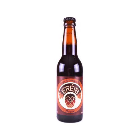 Bière Brune Artisanale Ereib - Nouveau !