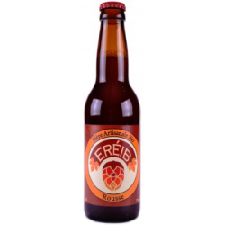 Bière Rousse artisanale Ereib - Nouveau !