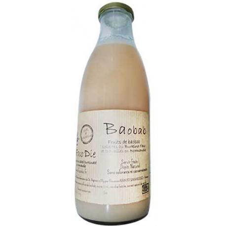 Solidaire avec Fasodie : jus de baobab 1L