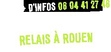 Livraison à Rouen et à Paris